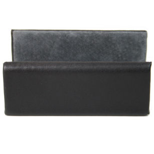 Royce Leather Mansfield Collection Leather Business Card Holder