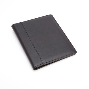 Royce Leather Leather Prescription Holder Padfolio