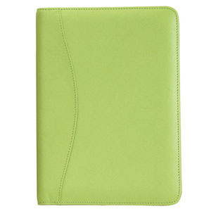 Royce Leather Junior Writing Padfolio in Nappa Leather