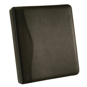 "Royce Leather 2"" D-Ring Binder"
