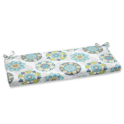 "Pillow Perfect 40"" Outdoor Allodala Bench Cushion"