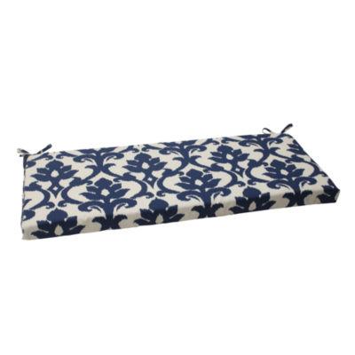 """Pillow Perfect 40"""" Outdoor Basalto Bench Cushion"""