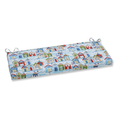 """Pillow Perfect 40"""" Outdoor Baycove Bench Cushion"""