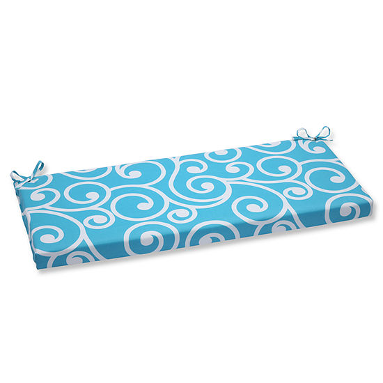 """Pillow Perfect 45"""" Outdoor Best Bench Cushion"""""""
