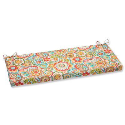 """Pillow Perfect 40"""" Outdoor Bronwood Bench Cushion"""