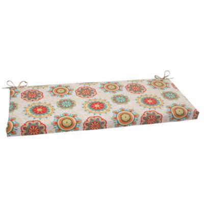"""Pillow Perfect 40"""" Outdoor Farrington Bench Cushion"""