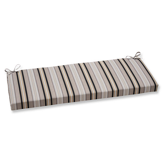 "Pillow Perfect 40"" Outdoor Getaway Bench Cushion"