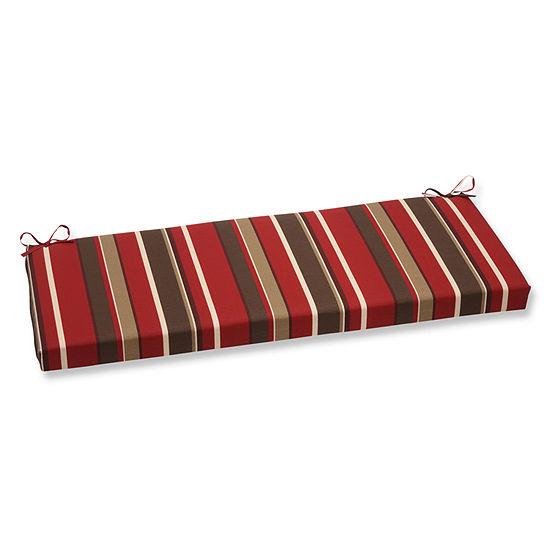 Pillow Perfect 40 Outdoor Monserrat Bench Cushion