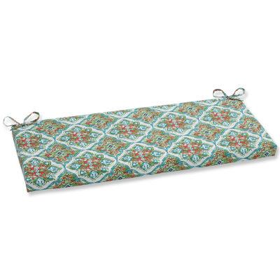 """Pillow Perfect 40"""" Outdoor Splendor Bench Cushion"""