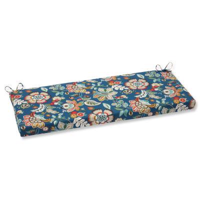 "Pillow Perfect 40"" Outdoor Telfair Bench Cushion"