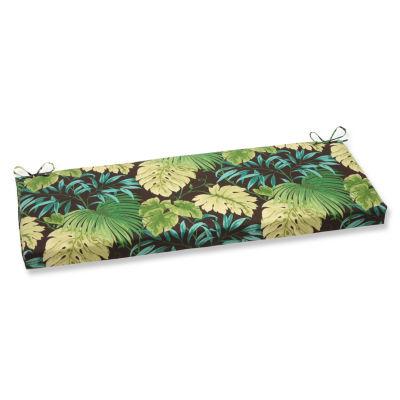 """Pillow Perfect 40"""" Outdoor Tropique Bench Cushion"""