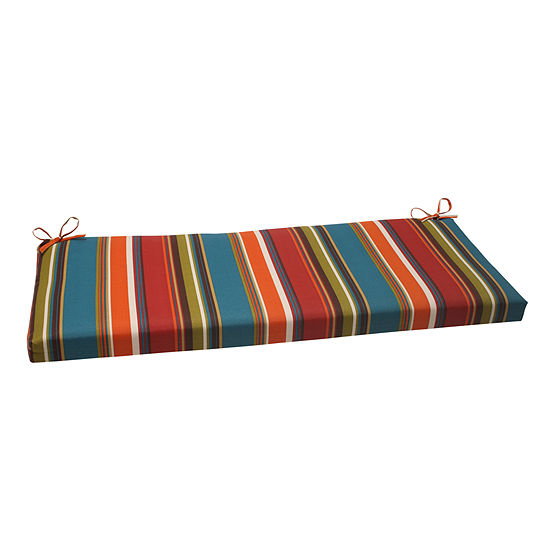 "Pillow Perfect 40"" Outdoor Westport Bench Cushion"