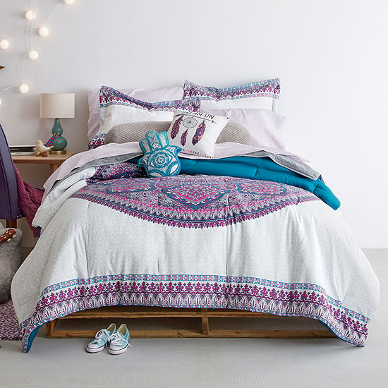 Home Expressions Candace Complete Bedding Set With Sheets