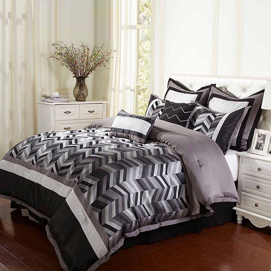 Alex 8-pc Comforter Set