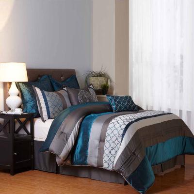 Avalon 8-pc. Comforter Set