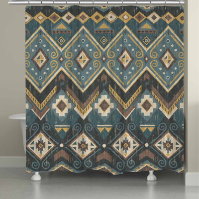 Laural Home Albuquerque Shower Curtain