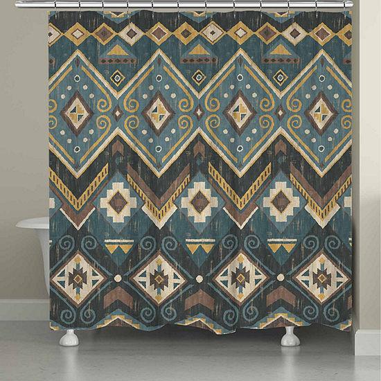 Laural Home Albuquerque Shower Curtain