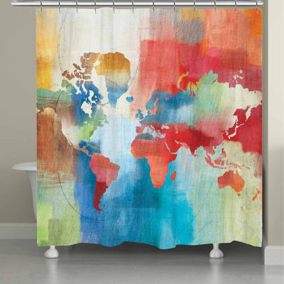 Laural Home Seasons Change Shower Curtain