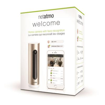 Netatmo Welcome Indoor Security Camera
