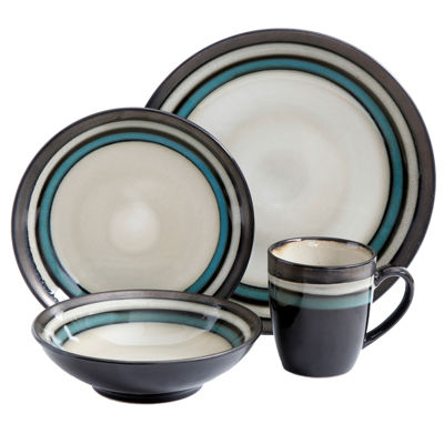 Gibson Legacy 16-pc. Dinnerware Set