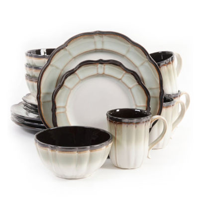 Gibson Mableton 16-pc. Dinnerware Set