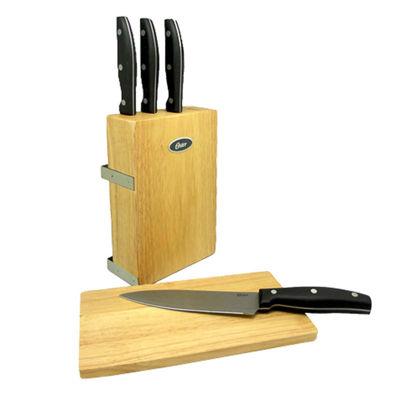 Oster Granger 6-pc. Stainless Steel Cutlery