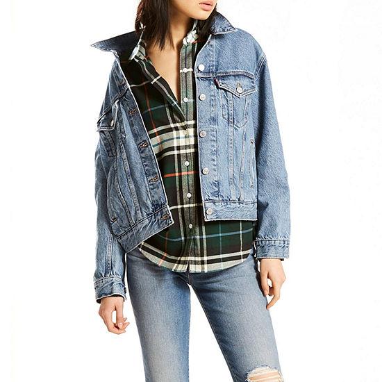 Levi''s® Ex-Boyfriend Trucker Denim Jacket