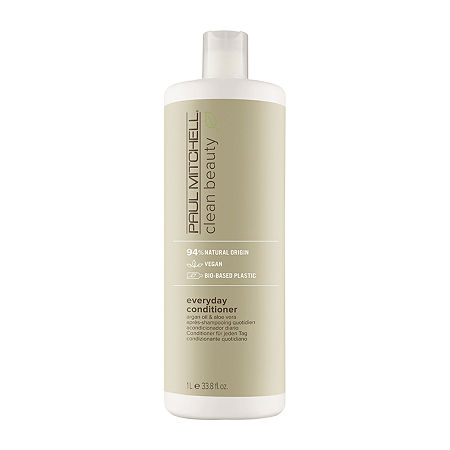 Paul Mitchell Clean Beauty Clean Beauty Everyday Conditioner - 33.8 oz., One Size , Noclr