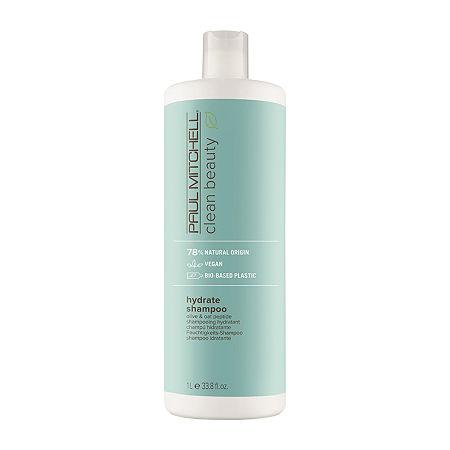 Paul Mitchell Clean Beauty Clean Beauty Hydrate Shampoo - 33.8 oz., One Size , Noclr