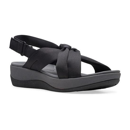 Clarks Womens Arla Belle Strap Sandals