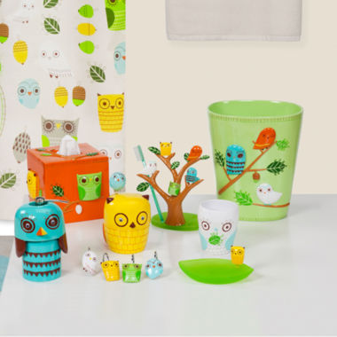 jcpenney.com | Creative Bath™ Give A Hoot Bath Collection