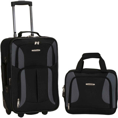 Rockland Rio 2-pc. Luggage Set
