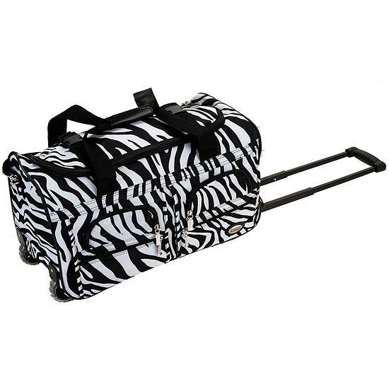 Rockland 22 Inch Rolling Duffel Bag
