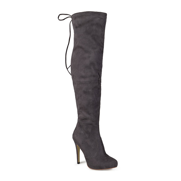 Journee Collection Magic Womens Knee-High Boots