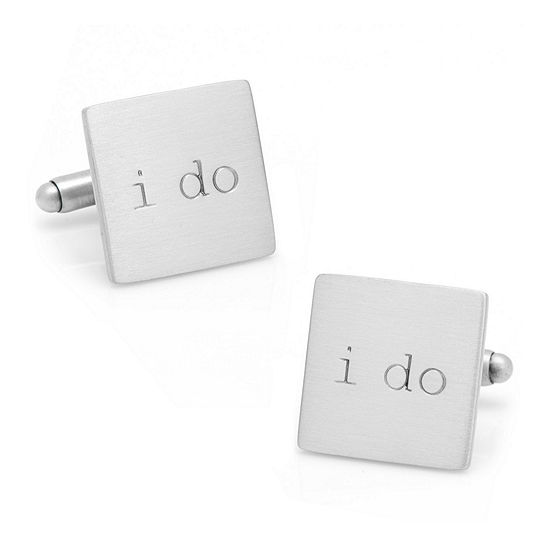 I Do Cuff Links