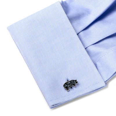 Pork Butcher Cuts Cuff Links