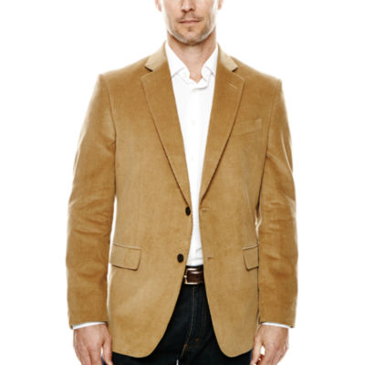 Stafford Classic Fit Corduroy Sport Coat