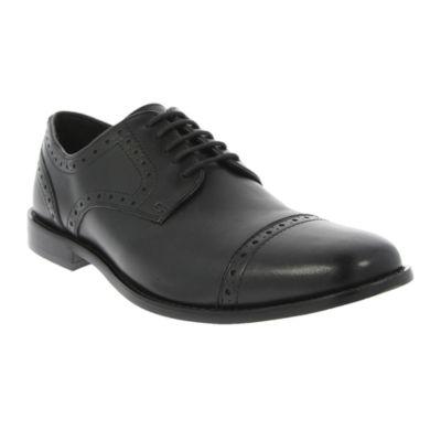 Nunn Bush® Norcross Mens Cap-Toe Oxfords