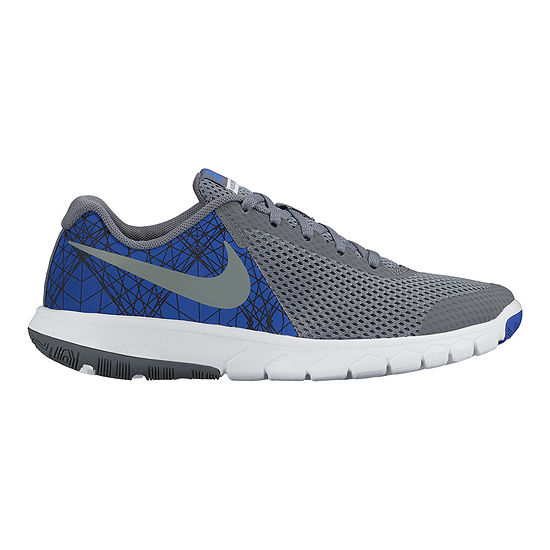 a10622ee258a Nike® Flex Experience 5 Print Boys Running Shoes - Big Kids - JCPenney