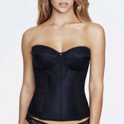 Dominique Colette Lace Bustier-8949