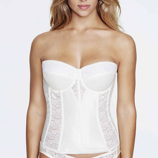 Dominique Colette Underwire Strapless Bustier 8949