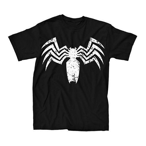 Marvel® Venom Short-Sleeve Crewneck Tee