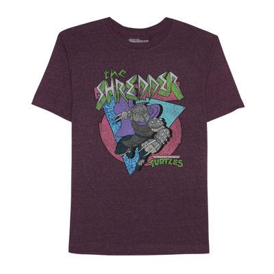 Teenage Mutant Ninja Turtles Short-Sleeve Shredder Tee