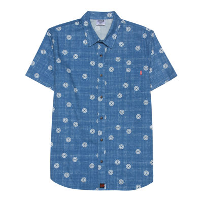 Captain Shield Short-Sleeve Shirt