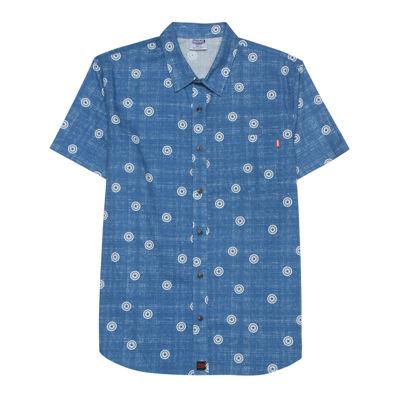 Captain Shield Graphic Shirt