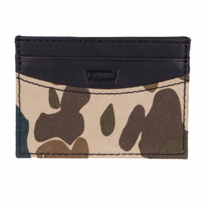 Levi'S Card Holder with Coin Pocket