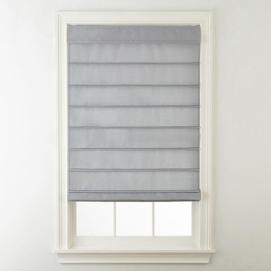 Home Expressions Savannah Cordless Roman Shade