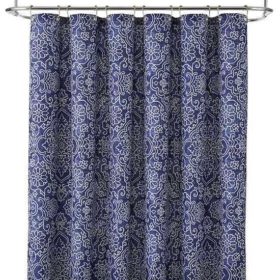 Eva Longoria Adana Shower Curtain