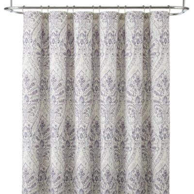 Eva Longoria Solana Shower Curtain