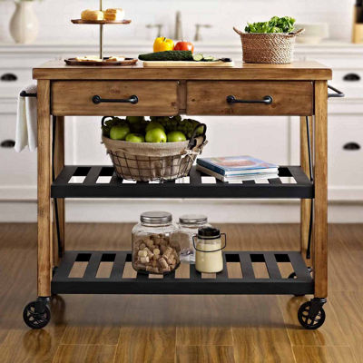 Kettering Industrial Kitchen Cart